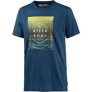 Billabong Keeper T-Shirt Herren blau