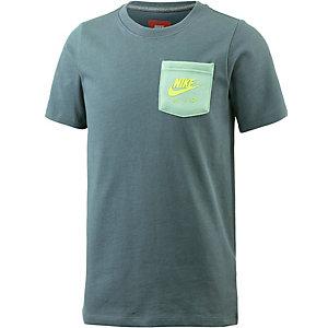 Nike T-Shirt Jungen grün