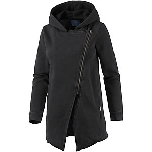 Only Sweatjacke Damen schwarz washed