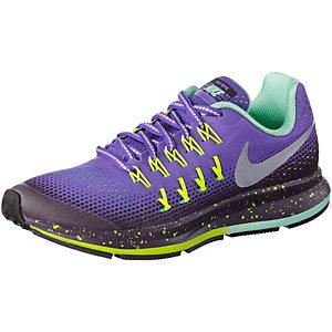 Nike Zoom Pegasus Laufschuhe Mädchen lila
