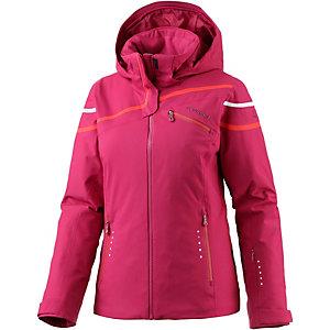 sch ffel obergurgl skijacke damen pink orange im online. Black Bedroom Furniture Sets. Home Design Ideas