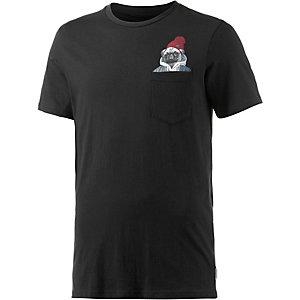 Jack & Jones T-Shirt Herren schwarz