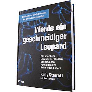 Riva Werde ein geschmeidiger Leopard Buch -