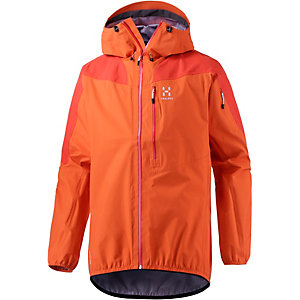 Haglöfs Touring Active Funktionsjacke Herren orange
