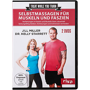Riva Selbstmassagen für Muskeln und Faszien DVD -