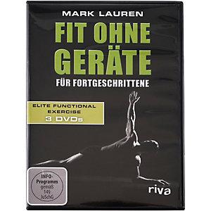 Riva Mark Lauren Fit ohne Geräte DVD -