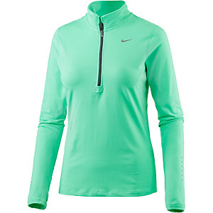 Nike Element Laufshirt Damen mint