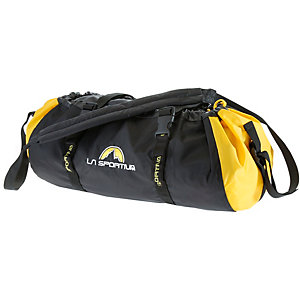 La Sportiva Rope Bag Kletterrucksack schwarz/gelb