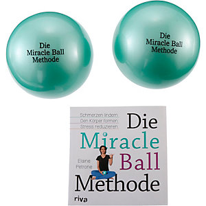 Riva Die Miracle Ball Methode Massageroller -