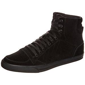 hummel Slimmer Stadil Tonal High Sneaker schwarz