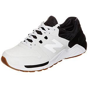 NEW BALANCE ML009-UTW-D Sneaker Herren weiß / schwarz