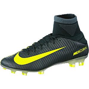 Nike MERCURIAL VELOCE III DF CR7 FG Fußballschuhe Herren grün/grau