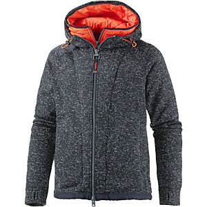 Superdry Kapuzenjacke Herren blau/orange