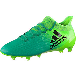 adidas X 16.1 FG Fußballschuhe Herren neongrün