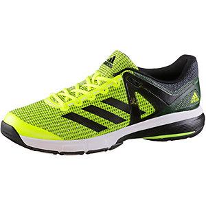 adidas Court Stabil 13 Handballschuhe Herren grün/schwarz