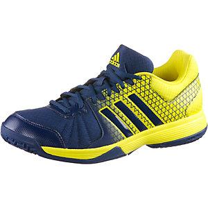 adidas Ligra 4 Fitnessschuhe Herren blau/gelb