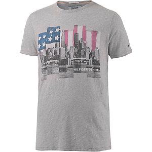 Tommy Hilfiger T-Shirt Herren graumelange