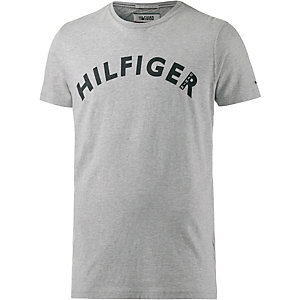 Tommy Hilfiger T-Shirt Herren hellgrau/blau