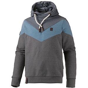 Naketano Kifferboarder III Sweatshirt Herren grau/blau melange