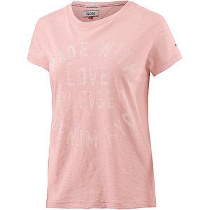 Tommy Hilfiger T-Shirt Damen rosa