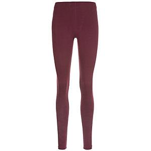Nike Leg-A-See Logo Leggings Damen bordeaux / korall