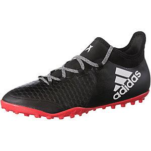 adidas X TANGO 16.2 TF Fußballschuhe Herren schwarz