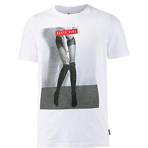 Jack & Jones T-Shirt Herren weiß