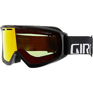 Giro Index OTG Flash Skibrille schwarz