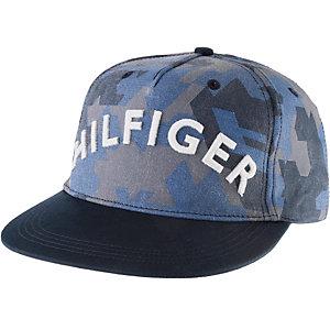 Tommy Hilfiger Cap Herren blau/camouflage