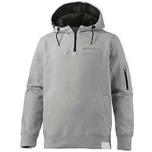 Crosshatch Sweatshirt Herren graumelange