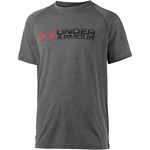 Under Armour HeatGear Fade Away Funktionsshirt Herren grau I