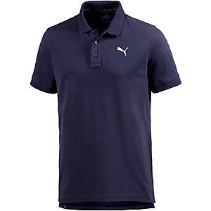 PUMA Essential Poloshirt Herren navy