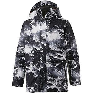 Rip Curl Legacy Snowboardjacke Herren schwarz/weiß