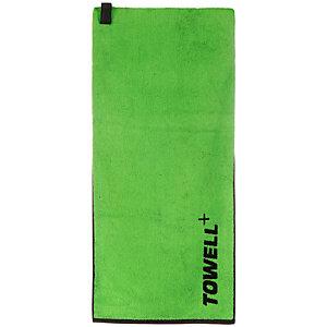 Towell+ Handtuch neongrün