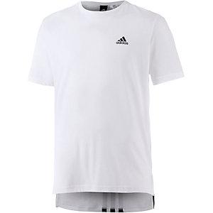 adidas ID 3S T-Shirt Herren weiß