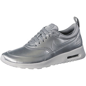 nike w air max thea sneaker damen silber im online shop. Black Bedroom Furniture Sets. Home Design Ideas