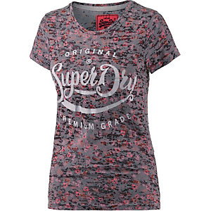 Superdry T-Shirt Damen rosa