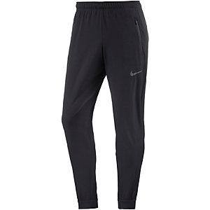 Nike Flex Funktionshose Herren schwarz