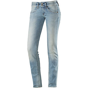 Herrlicher Mora Skinny Fit Jeans Damen light denim