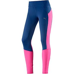 PUMA Speed Lauftights Damen pink/blau