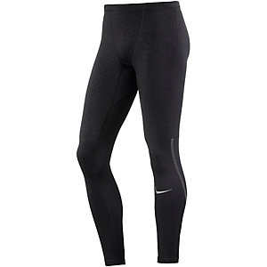 Nike Power City Lauftights Herren schwarz