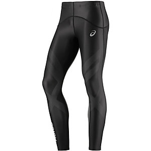 ASICS Finish Advantage Lauftights Herren schwarz