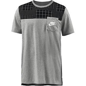 Nike AV15 T-Shirt Herren grau