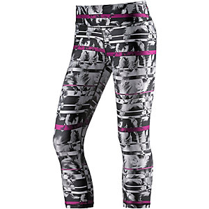 PUMA All Eyes On Me Tights Damen schwarz/weiß/pink