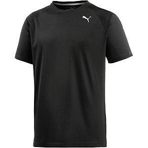 PUMA Core-Run Laufshirt Herren schwarz