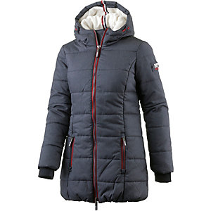 Superdry Steppjacke Damen navy