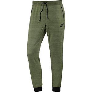 Nike AV15 Sweathose Herren oliv
