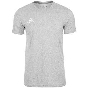 adidas Core 15 Funktionsshirt Herren grau / weiß