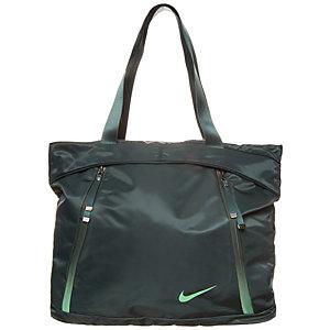 Nike Auralux Tote Sporttasche Damen dunkelgrau / grün