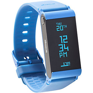 Withings Pulse Fitness Tracker blau